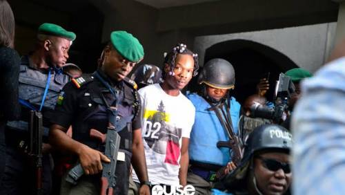 BREAKING: Court admits more evidence in Naira Marley's fraud trial