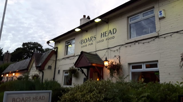 The Boars Head Country Pub and Dining (Nr.Preston)