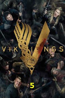 Baixar Série Vikings 5ª Temporada Torrent Dual Áudio Grátis