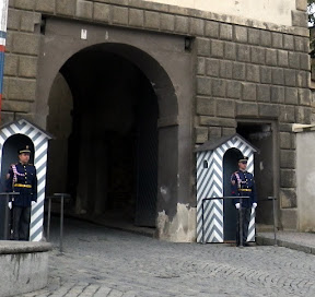 I was really glad these Castle Guards were there. That way I knew that the Ottoman Empire wasn't going to pull any funny business.