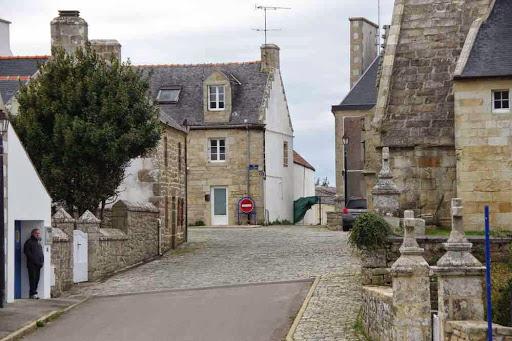 Bourg de Plogoff