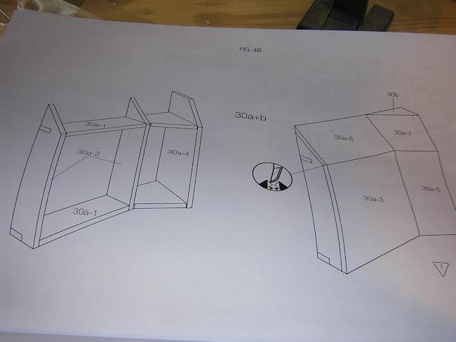costruzione - COSTRUZIONE MOTOVEDETTA CP 3 0 4 DSCN7816