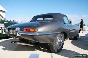Jaguar E-Type ReaR