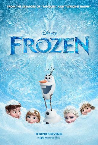 Disney's Frozen Coming Thanksgiving 2013
