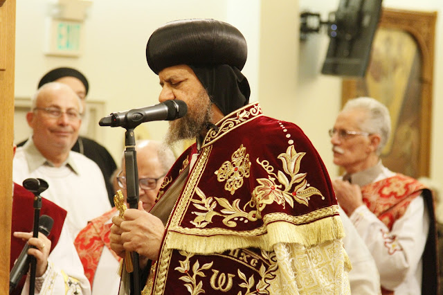 His Eminence Metropolitan Serapion - St. Mark - _MG_0126.JPG