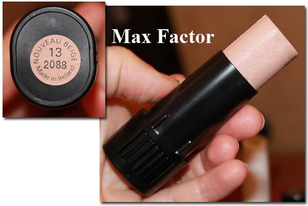 Max Factor Pan Stick