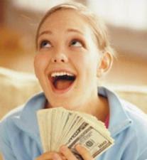 mujer-cara-billetes-dinero