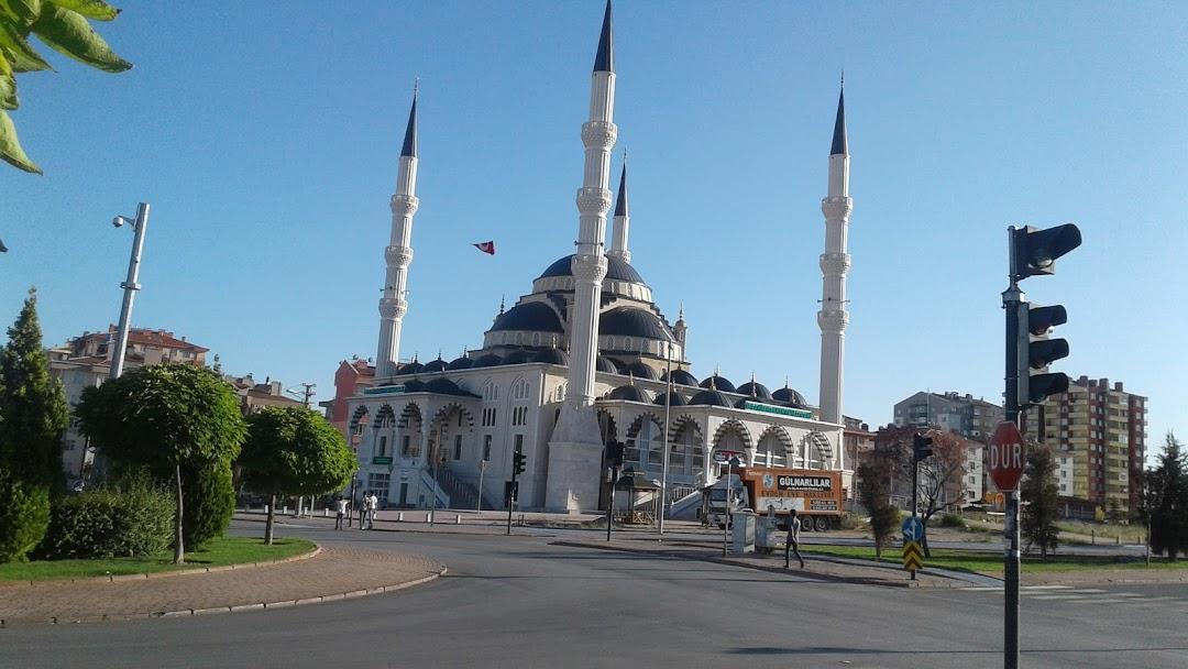 İbrahim Hakkı Konyalı Camii - Cami