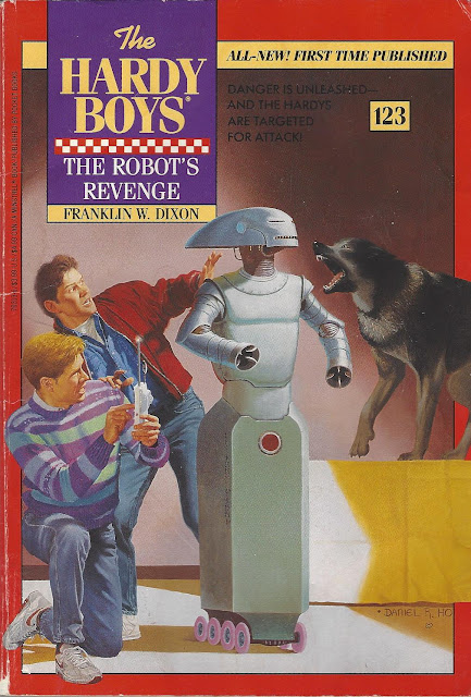 The Robot's Revenge cover