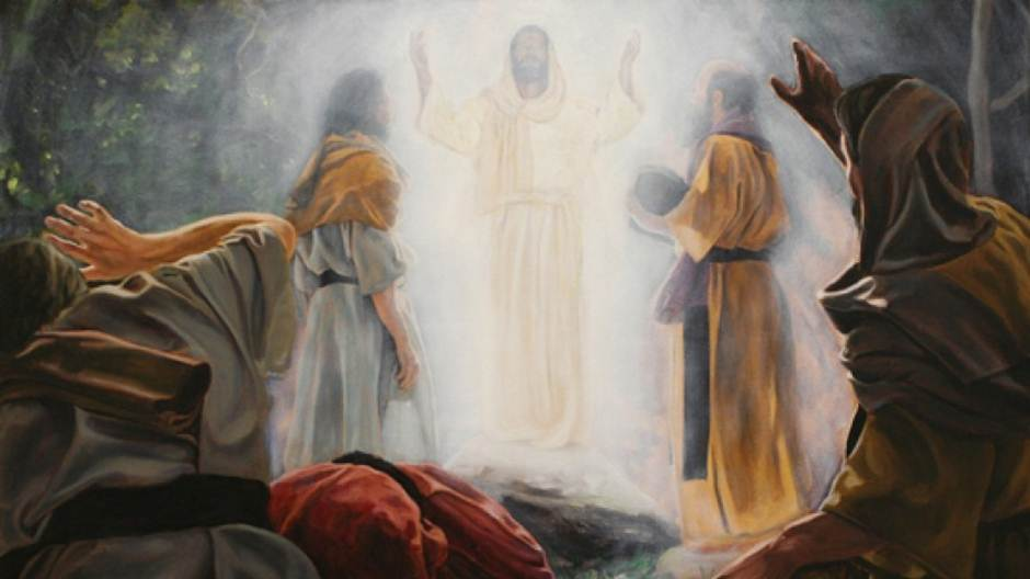 MẮT ĐỨC TIN, MẮT CỦA TRÁI TIM