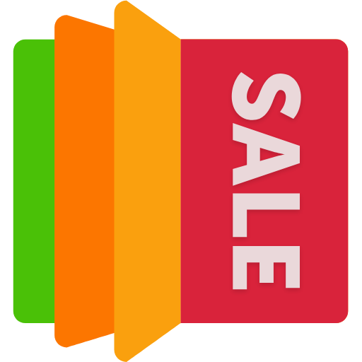 Weekly ads, special offers - Sales & Deals Icon