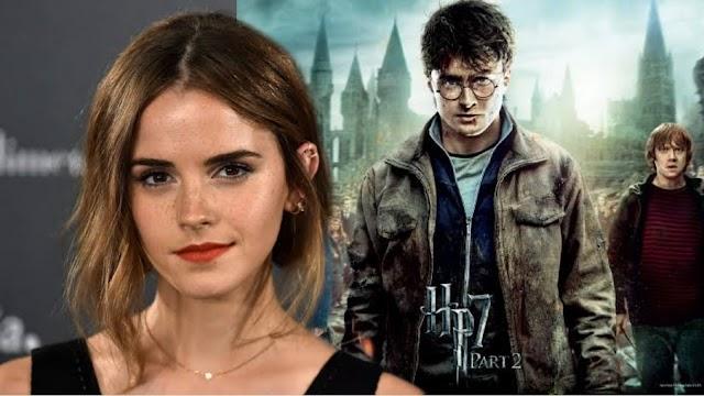 Emma Watson revela que foi contra a divisão do último filme Harry Potter e As Relíquias da morte