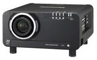 Projector panasonic