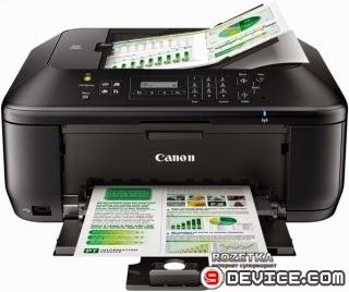 Tải về phần mềm máy in Canon PIXMA MX454 – chỉ dẫn sửa lỗi không in | May in
