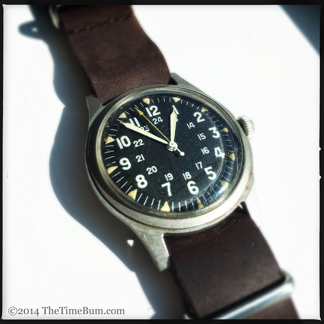 1969 Benrus GG-W-113
