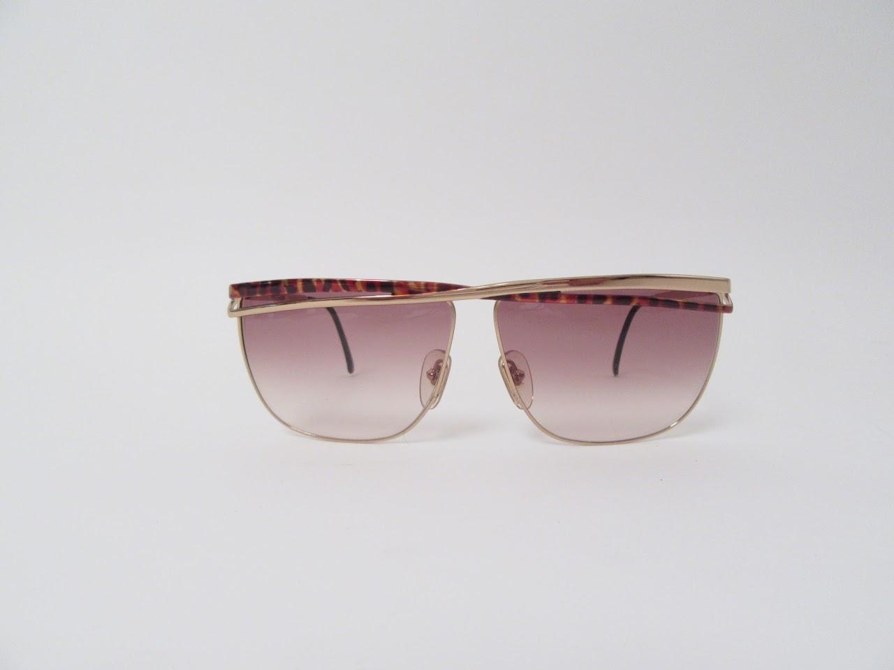 Laura Biagiotti Retro Sunglasses