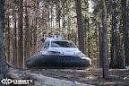 Судно на воздушной подушке Christy 6183 - Ходовые испытания | фото №19