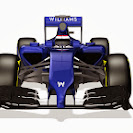 Williams FW36 front view