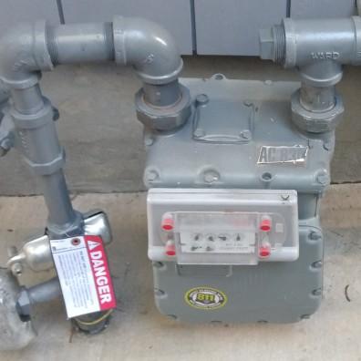 Gas Pipe Leak Detection and Repair