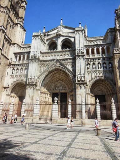 La Catedral de Toledo, la segunda mayor de España