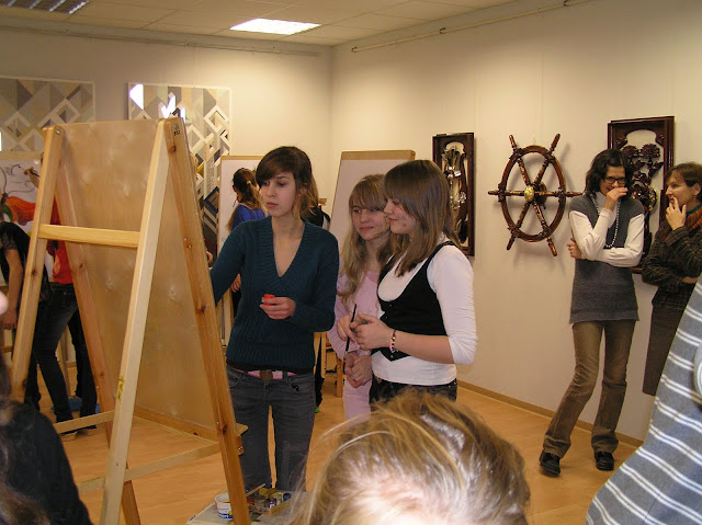 Kunstiosakonda sisseastunud laste pühitsemine - PB100359.JPG