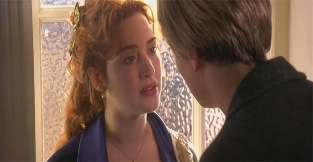 Screen Shot Of Hollywood Movie Titanic (1997) In Hindi English Full Movie Free Download And Watch Online at Alldownloads4u.Com