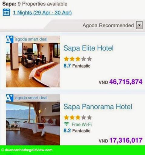 Hình 1: Phòng khách sạn Sapa lên tới 46 triệu/đêm: Đâu là sự thật?