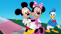 Disney Playhouse Mickey Mouse Clubhouse Minnie Mouse Bow-Tique image