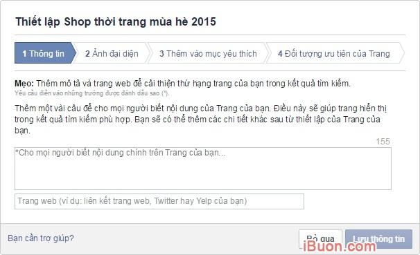 Ảnh mô phỏngHướng dẫn các bước tạo Fanpage Facebook 2016 - cach-tao-fanpage-facebook-4