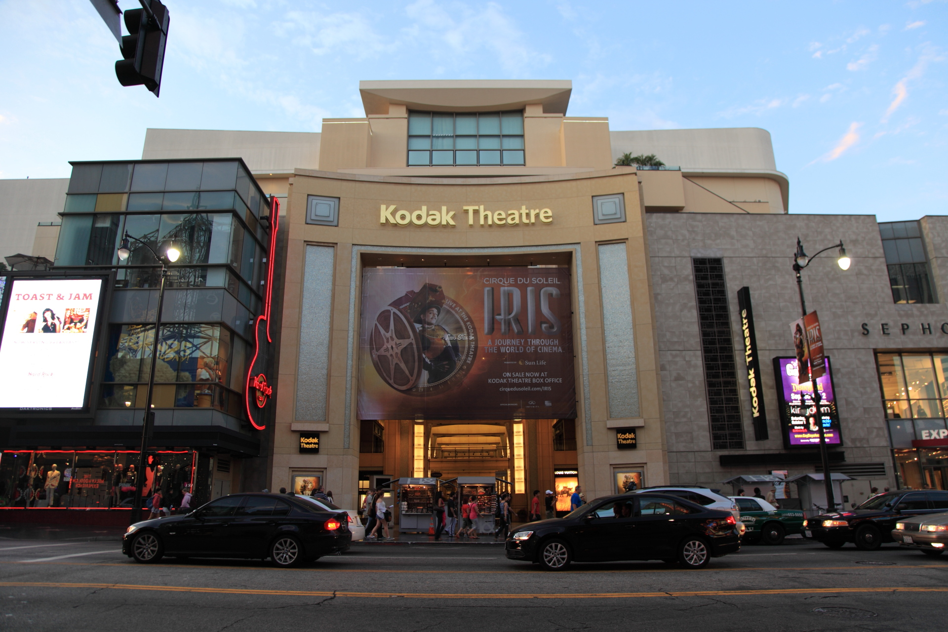 Dolby Theatre Los Angeles Wanderant