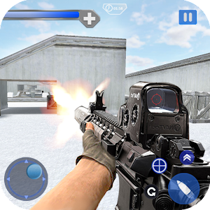 Counter Terrorist Sniper Shoot MOD APK 1.2 (Unlimited Money)