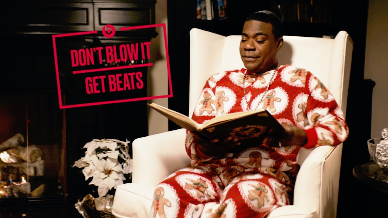 "Beats by Dre: Tracy Morgan in ""A Christmas Miracle"""