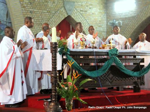 Les évêques belges soutiennent leurs homologues congolais — RDC