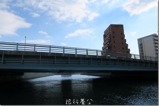 四國德島 葫蘆島周遊船 新町川水際公園 (36)