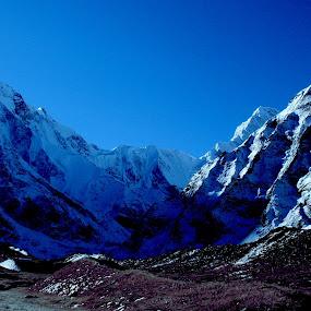 natural wall by Jayanta Roy - Landscapes Mountains & Hills ( hills, mountains, nature, himalaya )