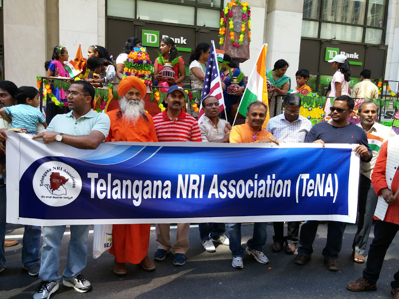 Telangana State Float at India Day Parade NY 2015 - 20150816_122724.jpg