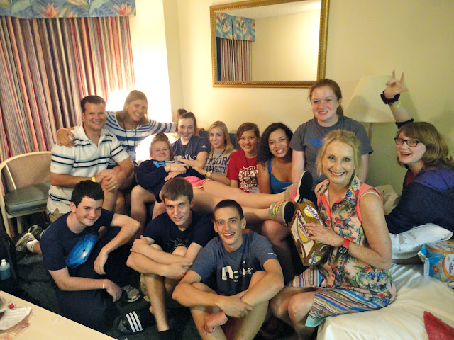 Fishers Getaway Group