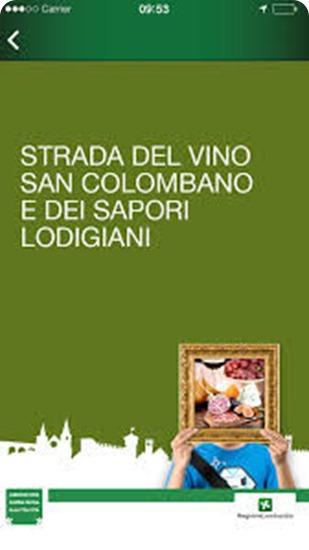 Strada del Vino San Colombano e dei Sapori Lodigiani