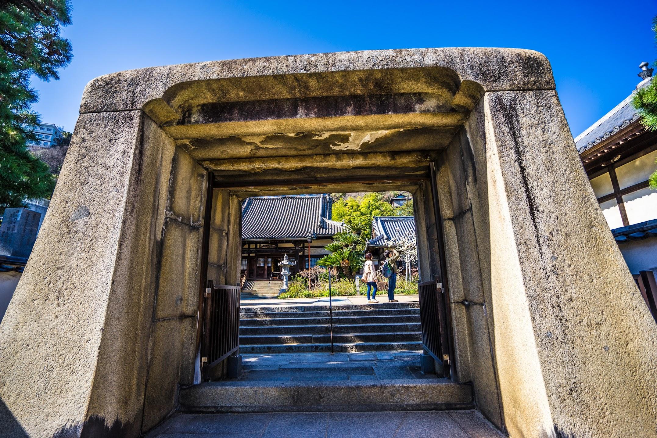 onomichi Jikoji Temple