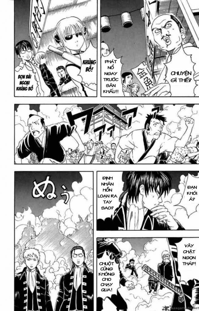 Gintama Chap 31 page 2 - Truyentranhaz.net