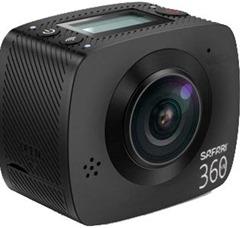 Safari 360 Action Camera