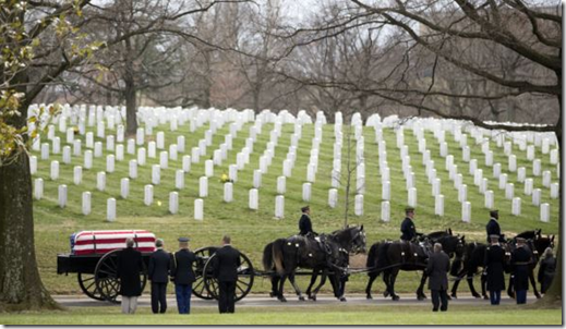Arlington National Cemetery from the net