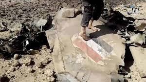 Syrie: un avion de combat abattu par Daech