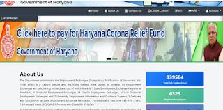 Haryana Rojgar Mela Online Registration