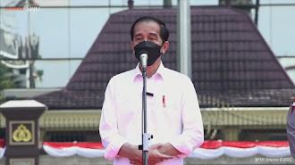 Jokowi Terbitkan Perpres Tentang Vaksin, Siap-Siap Kena Sanksi dan Denda