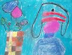 Chalk Pastel by Helena