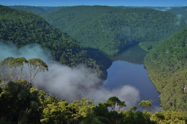 Au nord de Sydney : Berowra Creek. 24 février 2009. Photo : Barbara Kedzierski