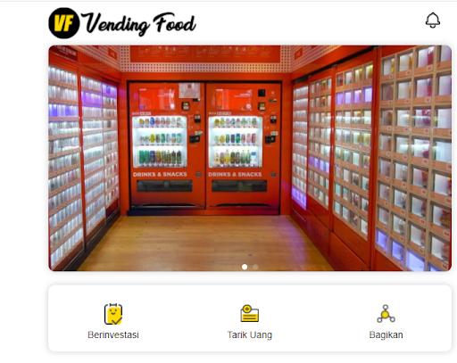 Vending Food Apk Penghasil Uang Apakah Aman?