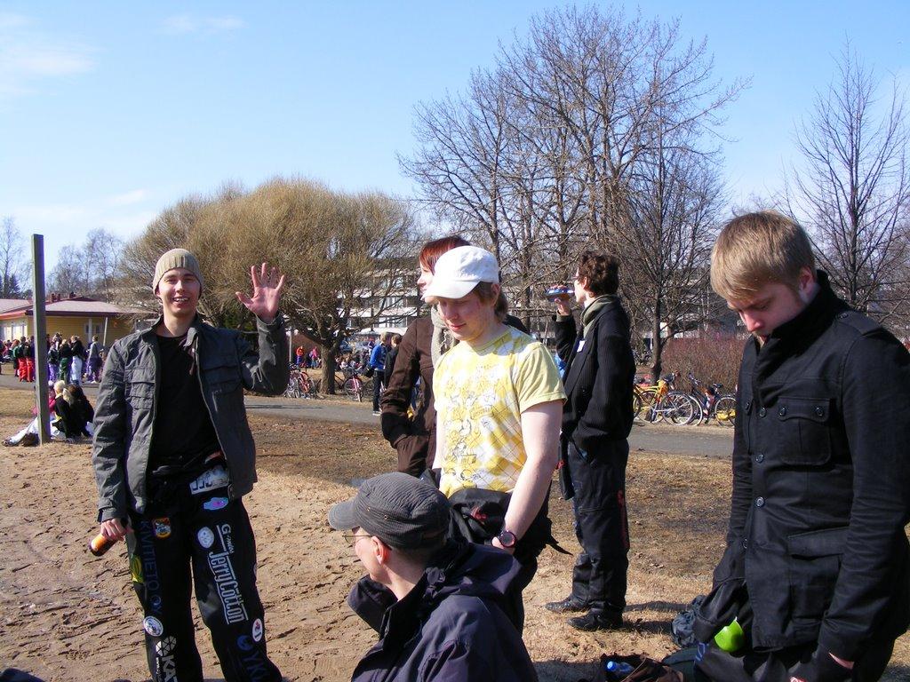 Kirkkovenesoudut 2009 - DSCF1130.JPG