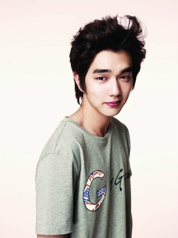 Yoo Seung-ho Korea Actor